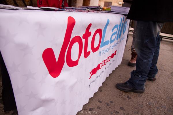 Voto Latino - Block Party - Dyckman