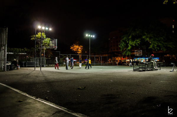Dyckman Park Revisted