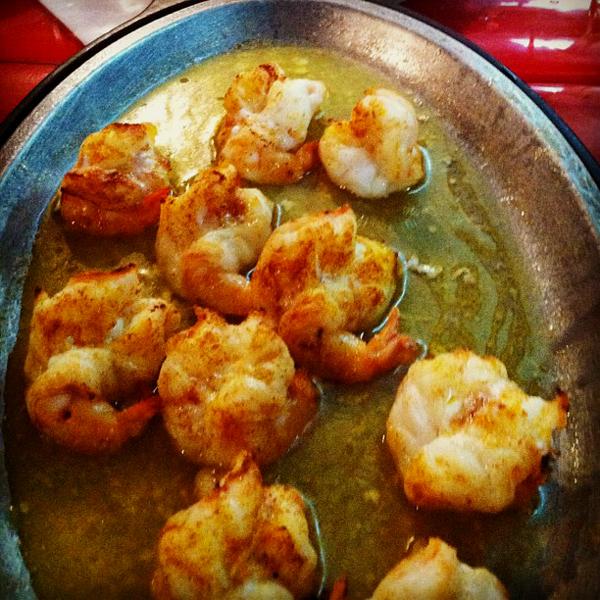 El Lina - Baked Shrimp