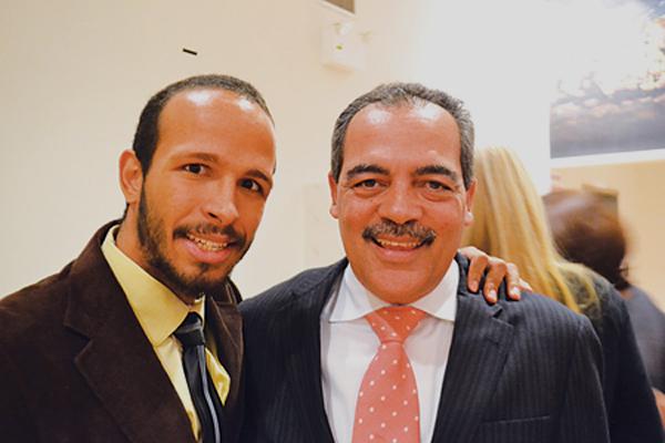 Moisés Perez & Goldin Martínez Shabazz