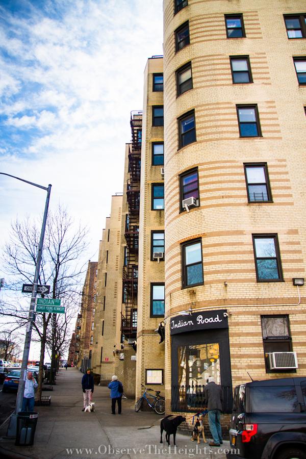 Washington Heights - Observe The Heights