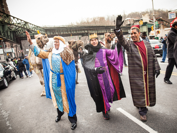 La Marina's 3 Kings Day Parade