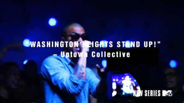 MTV - Washington Heights Stand Up