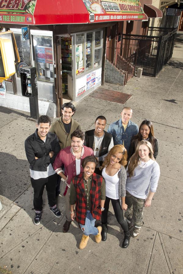 MTV's Washington Heights Cast