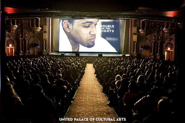 Trouble In The Heights Premiere At United Palace