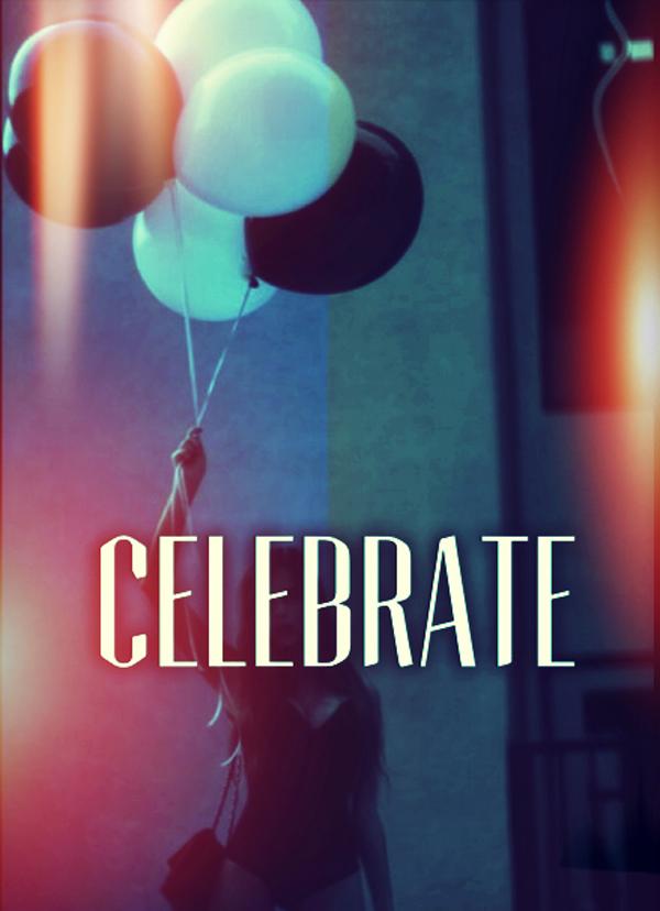 Ty Hayez - Celebrate - 6BC