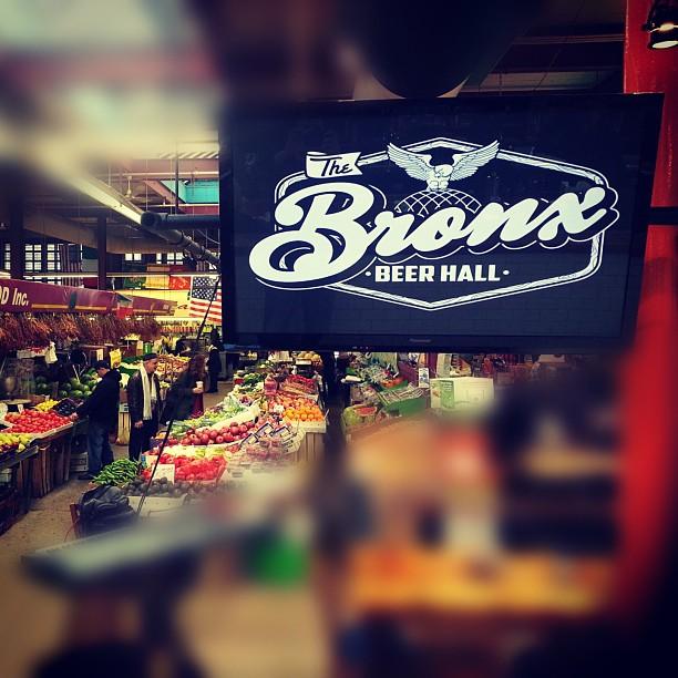 Bronx Beer Hall - instagram