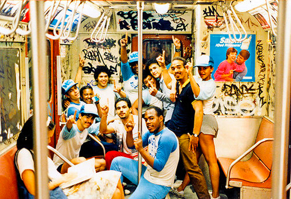 Old School Washington Heights Crew