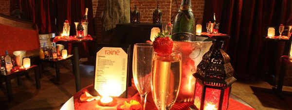 Raine Lounge - The Bronx - Champagne