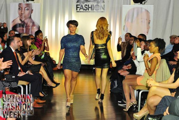 Uptown Fashion Week - Frankie - Reyna