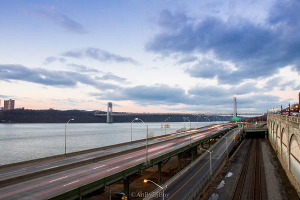 Washington Heights George Washington Bridge