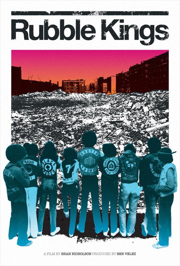Rubble Kings - Poster