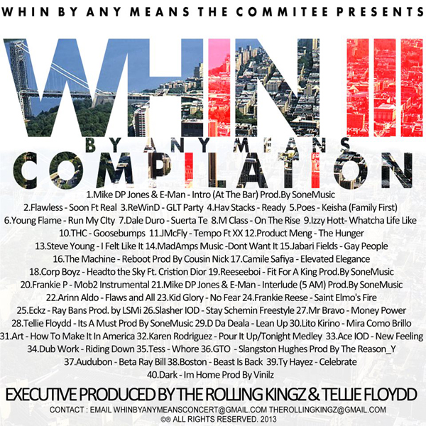 WHIN By Any Means Compilation
