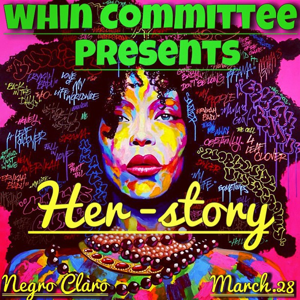 WHIN By Any Means - Herstory