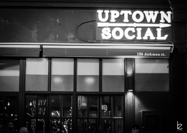 Uptown Social Dyckman Street - Washington Heights
