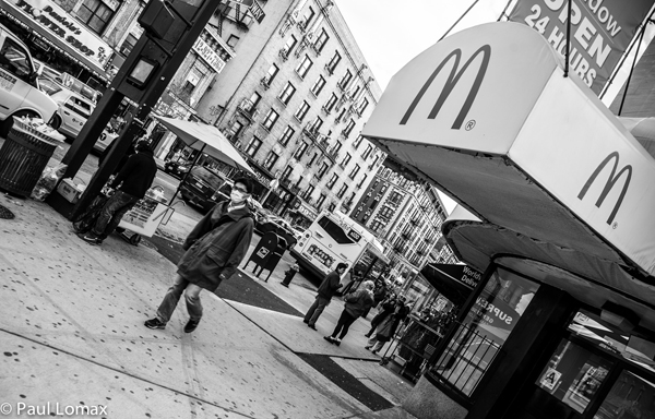 Washington Heights - 181st Street Broadway