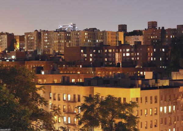 Washington Heights Vista