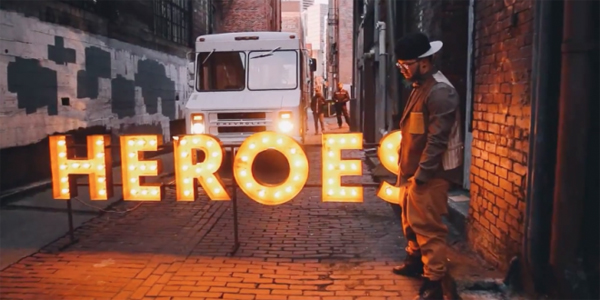 Andy Mineo - Heroes