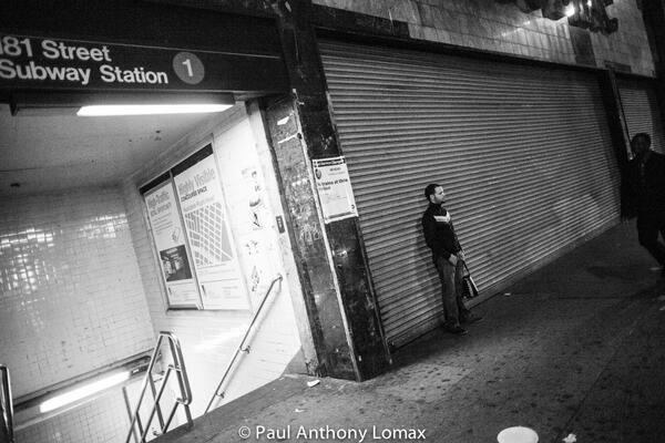 181st street - Washington Heights