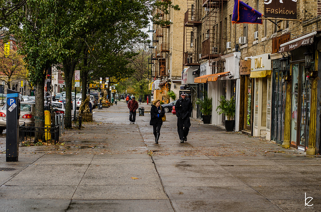 Dyckman Street - Washington Heights