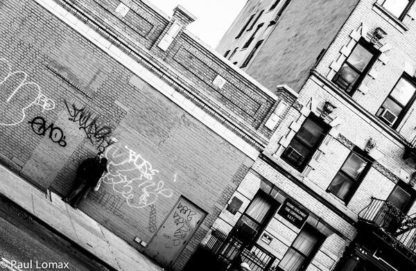 Paul Lomax - Washington Heights