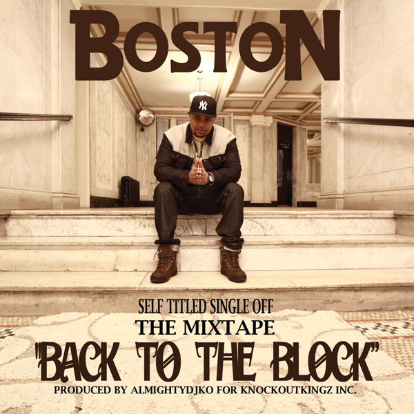 Boston - Back To The Block