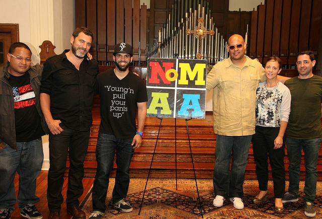 NoMAA Production Panel