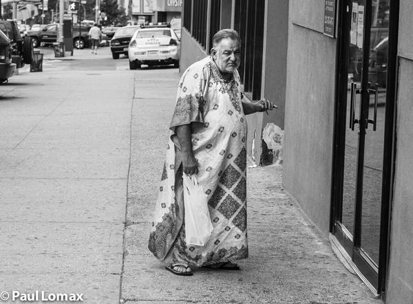 Old Man - Washington Heights - Broadway