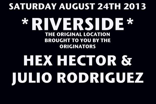 Hex Hector Julio Rodriguez Riverside Jam