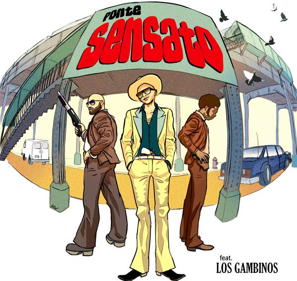 Ponte Sensato - Sensato ft Los Gambinos
