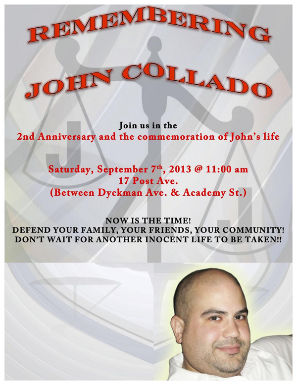 Remembering John Collado