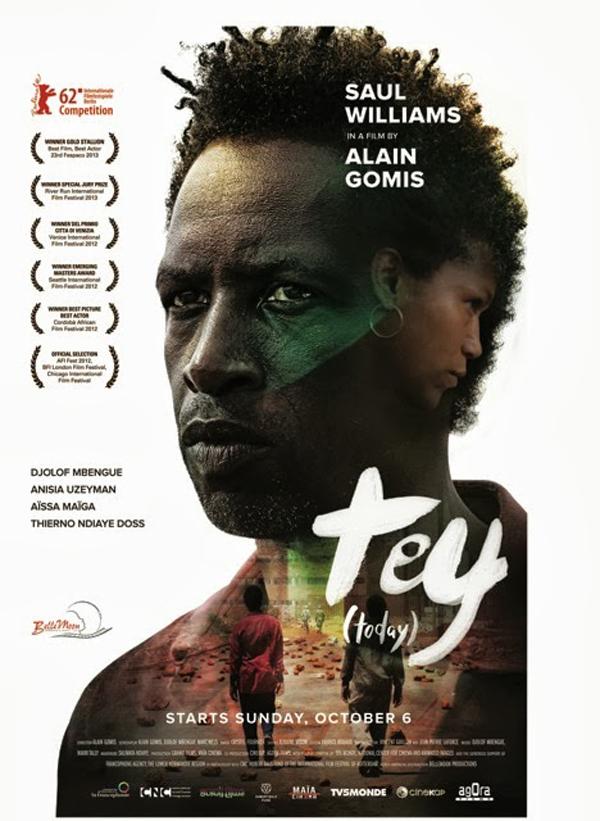 Tey Movie Poster - Saul Williams