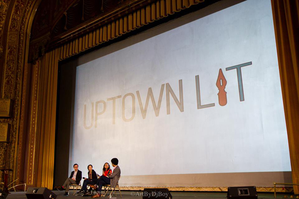 Uptown Lit - Art By Dj Boy