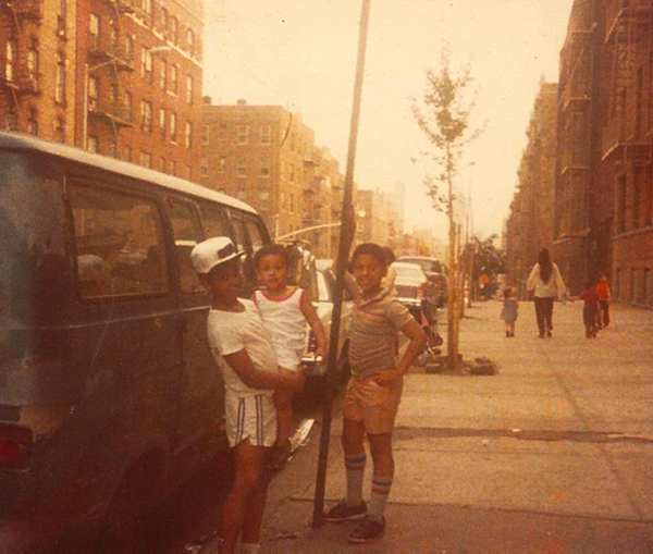 Old School - Washington Heights