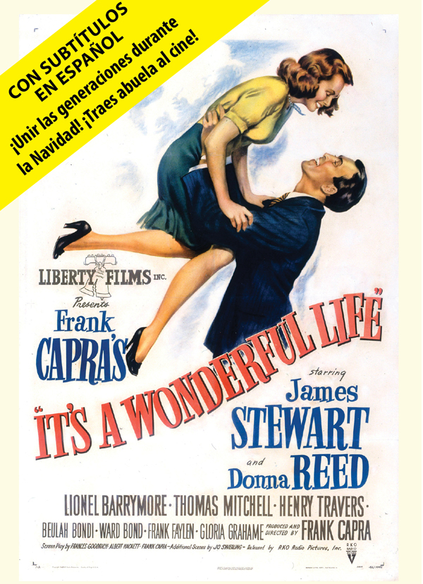 Its A Wonderful Life @ The United Palace