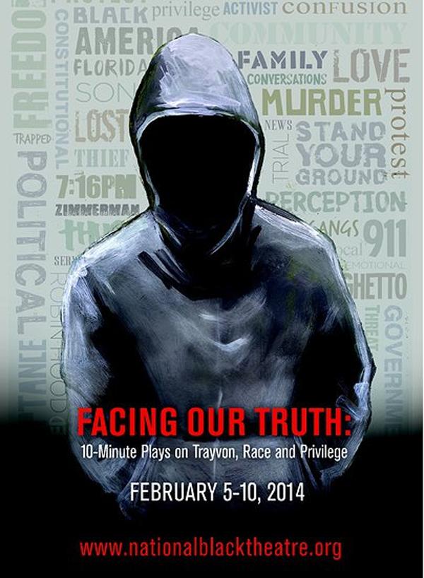 National Black Theatre - Trayvon Martin
