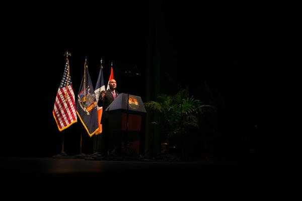 Ruben Diaz - State of the Borough Address