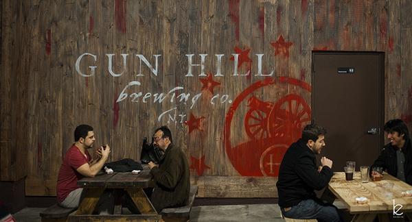 Gun Hill Brewery Co