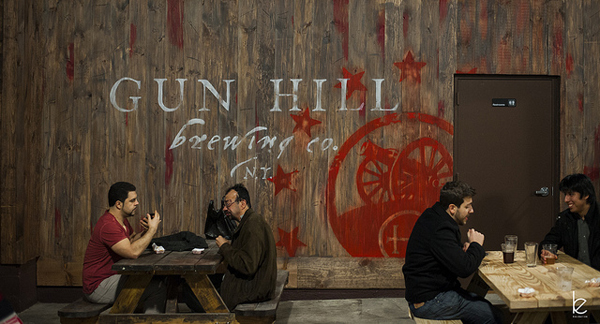 Gun Hill Brewery Co