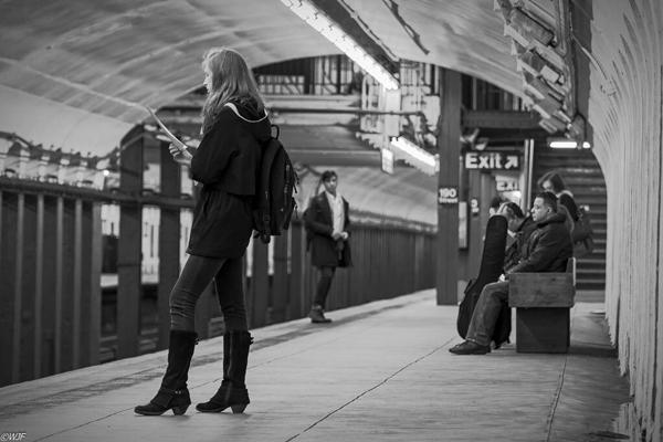 190 A Train - Washington Heights