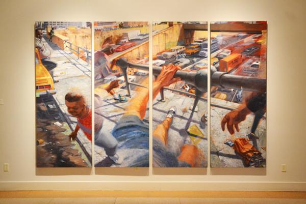Robert Birmelin's The Overpass