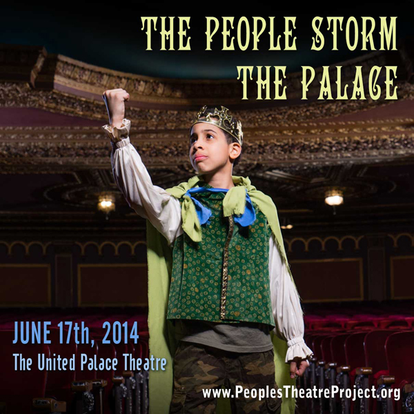 People's Theatre Project - The People Storm The Palace