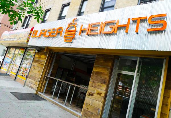 Burger Heights
