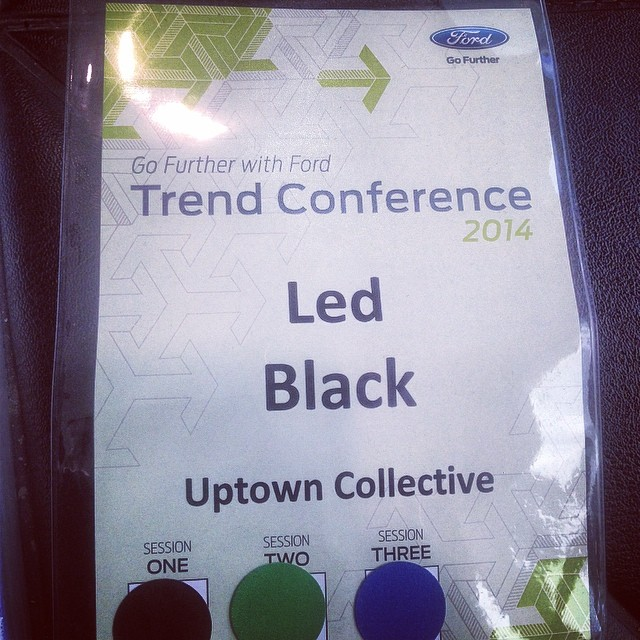 Ford Trends Conf