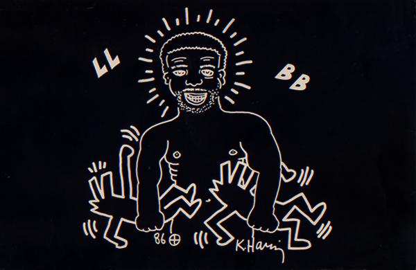 Larry Levan - Keith Haring