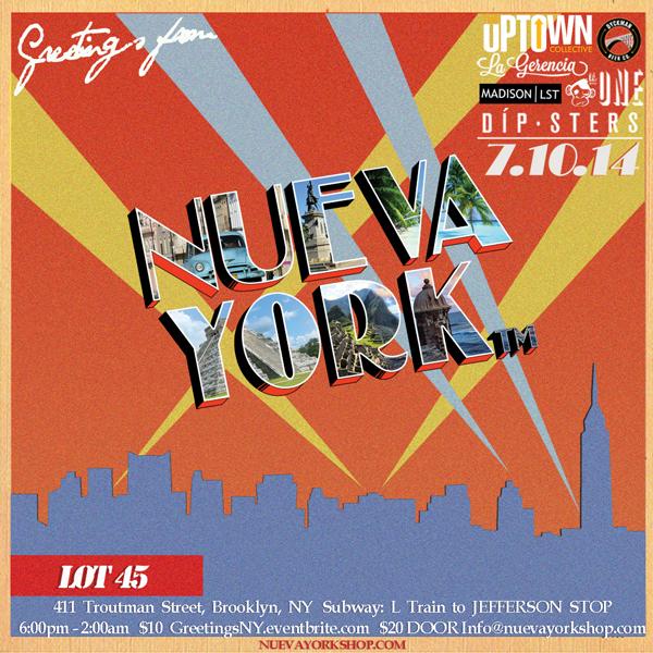 Nueva York Event