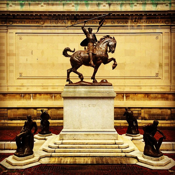 El Cid - The Hispanic Society of America - Washington Heights
