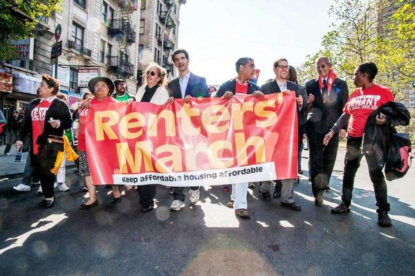 Renters' March - Ydanis - Espailliat - Levine