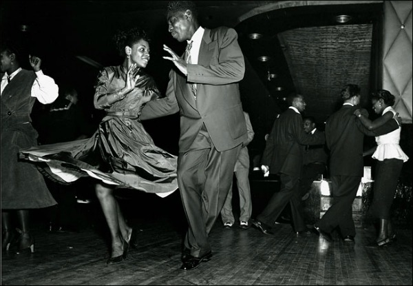 Dancers at the famed Savoy Ballroom in Harlem. (Photo: AP)