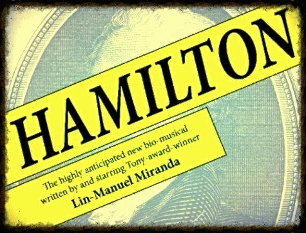 Lin Manuel - Hamilton